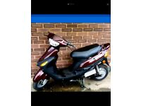 E-max Eco electric moped fast! scooter like new unregistered