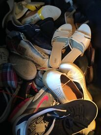QUALITY CREAM SHOES & TRAINERS