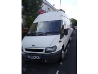 2005 Ford Transit, LWB H/Roof, reliable, good condition, 11 months MOT