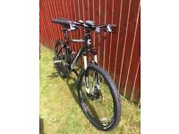 2x Cannondale mountain bikes as immaculate