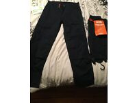 Scruffs working men's pants and short set