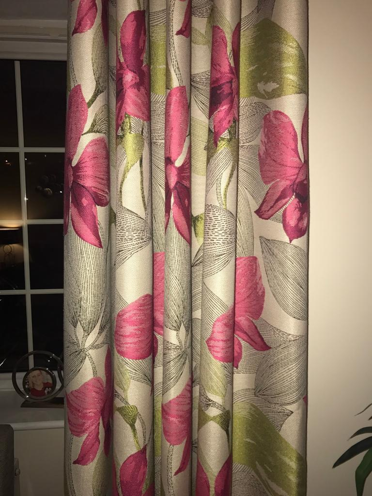 Dunelm curtains