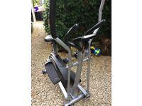 York Fitness XC530 exercise bike / cross trainer