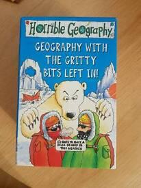 Horrible Geography box set