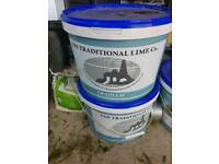 Traditional lime mortal bm6