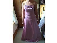 Bridesmaid/Prom/Ball dress