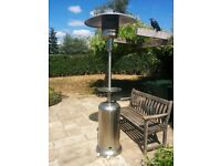 Gas patio heater with cover, cannot get it to light £30