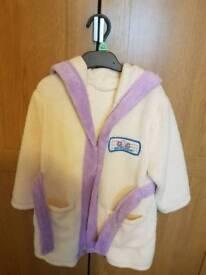 Doc McStuffins Dressing Gown