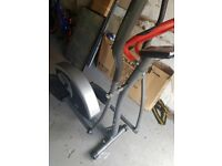 Cross trainer great condition with screen