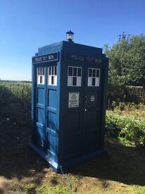 Police box (Tardis)