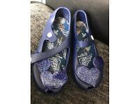 Vivian Westwood mini Melissa shoes girls