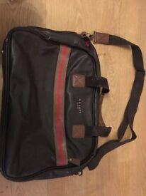 TED BAKER Brown Leather Bag