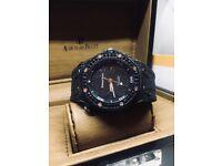 AP Audemars Piguet Diver Offshore black diamond Automatic Rolex Cartier RM