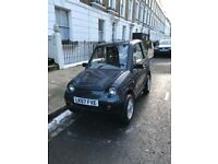 Reva G-wiz AC 2007, new tyres, Nov MOT, 18k miles, free parking, free congestion charge