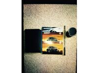 Vauxhall Astra 2011 onwards Handbook,Manual,Service Booklet,Leather Case, Aerial,Coin Holder