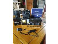 Nikon d7100 kit bundle with 2 pro 2.8 lenses