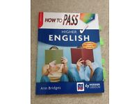 How to Pass Higher English SQA