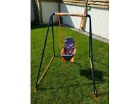 Hedstrom baby/toddler swing