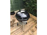 Weber Barbecue Grill, 55cm