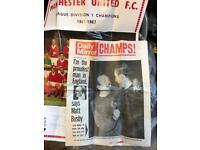 Football memorabilia