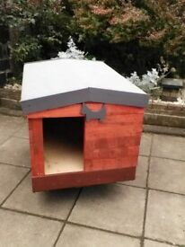 New large dog kennel