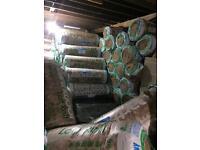 Earthwool loft instulation mixed sizes