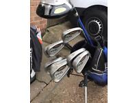Ping clubs x2 bags