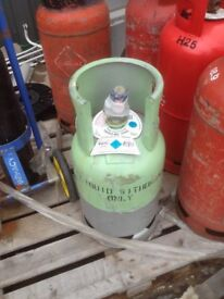 Air conditioning Refrigerant R407c 27kg (~24ltr)