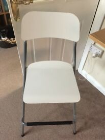 Ikea foldable stools x2