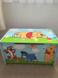 Winnie the Pooh storage box