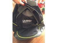 LA Fitness brand new rucksack