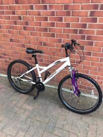 "MuddyFox girls bike 24"" wheels size BARGAIN!"