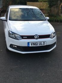 Volkswagen Polo 1.4 GTI DSG 3dr - Recently serviced and MOTd