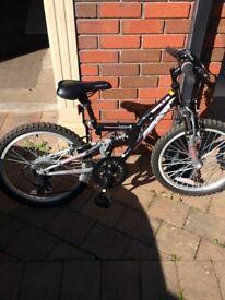 "Boys Bicycle 18""wheels"
