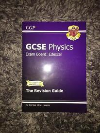 {New} GCSE Physics revision guide