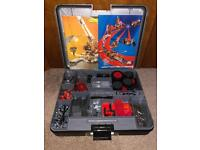 Meccano - fantastic collection in carry case