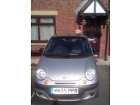 12mth MOT, new Battery& altinator, service history, low mileage, clean & tidy inside and out