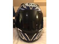 Arai Astro R Size L with extra visors.