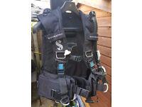 Scubapro Knighthawk jacket/wing bcd - XL