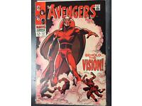 Avengers 57 VGC