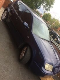 "VW 16"" Alloy Wheels, BBS Montreal 2 5 x 100 pcd, not winter wheels"