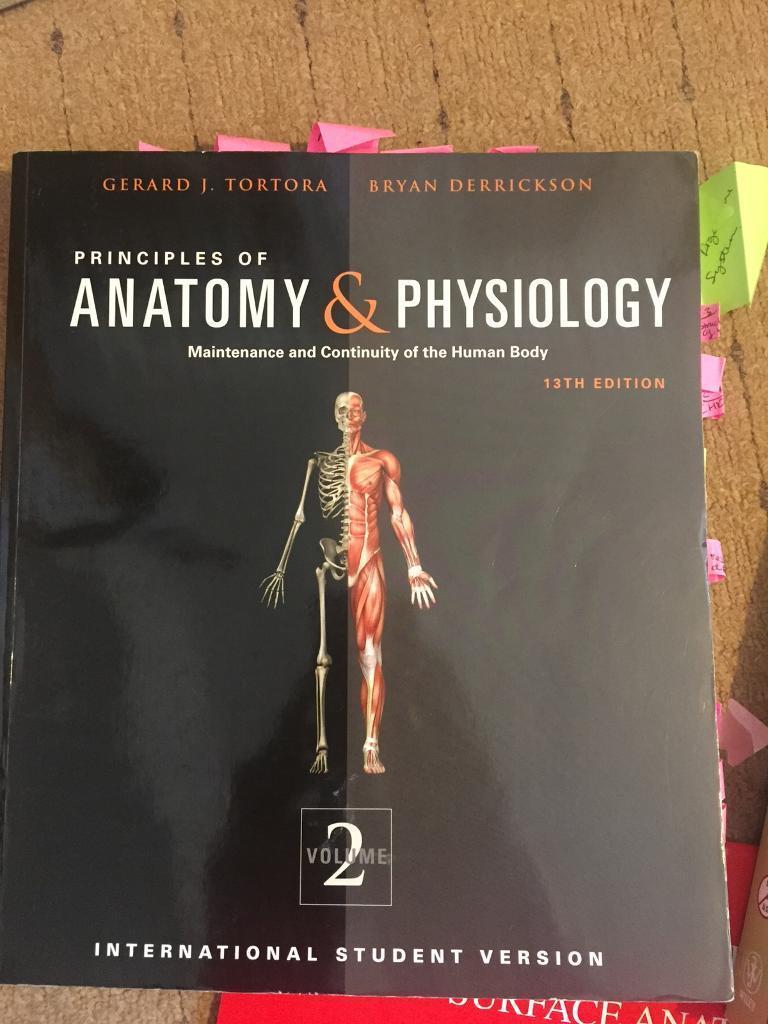 Lujoso Tortora Grabowski Principles Of Anatomy And Physiology 9th ...