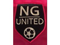 NG united U8 looking for a player