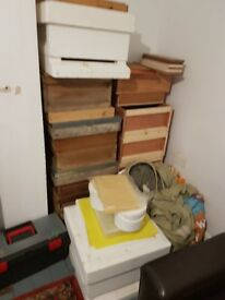 National beehives and loads of extras