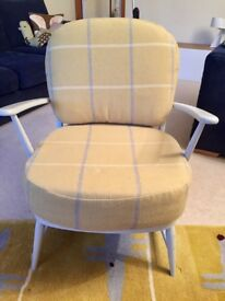 Lovely Refurbished Ercol Armchair