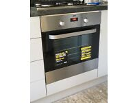 Zanussi Oven - fitted but unused