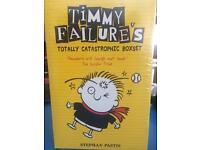 Timmy Failure Boxset