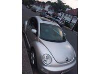 VW BEETLE 2001 1.6