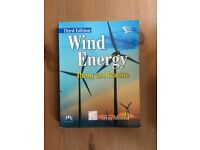 Wind Energy Theory and Practice