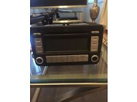 VW MP3 RCD300 Stereo